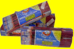 Moon Traveler Rockets.